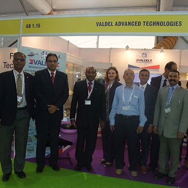 Participation Of Valdel AT In 11th Aero India 2017 Held At Bengaluru